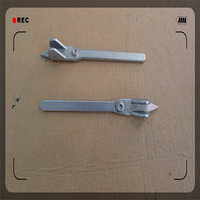 stainless steel casting handle parts for truck