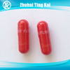 Medical grede size 00 gelatin empty printing capsules