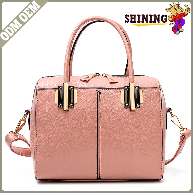 Top Selling Products 2017 Leather Fabric Wholesale <strong>Trade</strong> Turkey Designer Handbags From Thailand