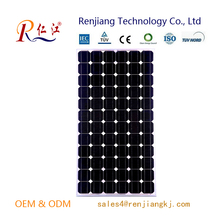 Best price 240w photovoltaic module with production line solar cell