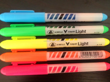 german marker pen manufacturers,shaped highlighter,dark blue highlights