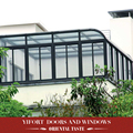prefabricated glass house cheap furniture for sale sunroom roof