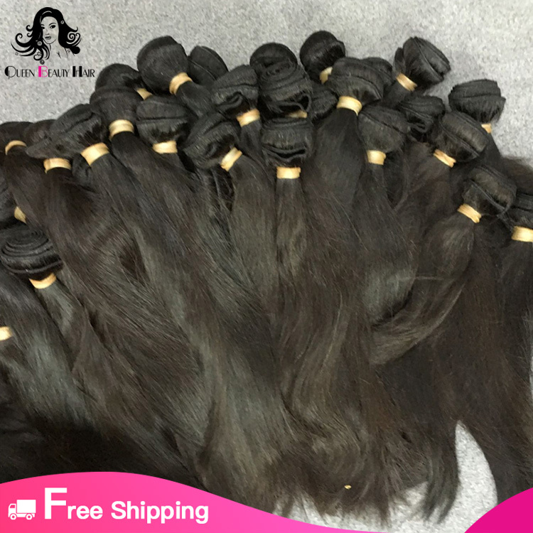 High Quality Natural Straight Virgin Human <strong>Hair</strong> From Very Young Girls, All Cuticle Aligned Virgin <strong>hair</strong>