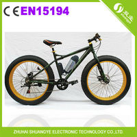 26' inch powerful electric dirt bike for adults