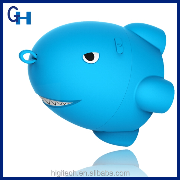 HIGI Innovative promotion gift bluetooth tech cartoon China discount computer speakers