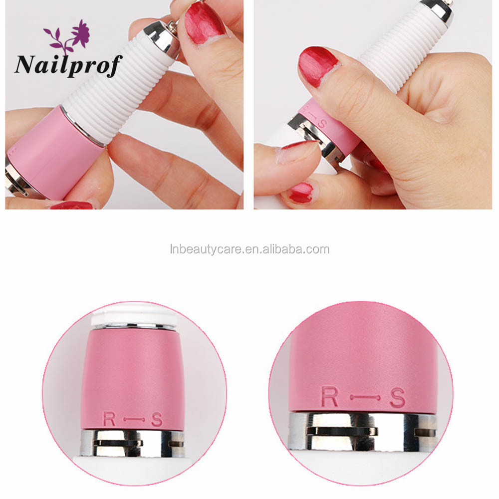 Naiprof. nail drill & 30000rmpl electric grinding machine&electric nail files machine&electric manicure files