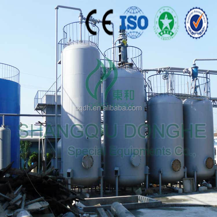 Waste mineral oil n black engine oil distillation recycling plant
