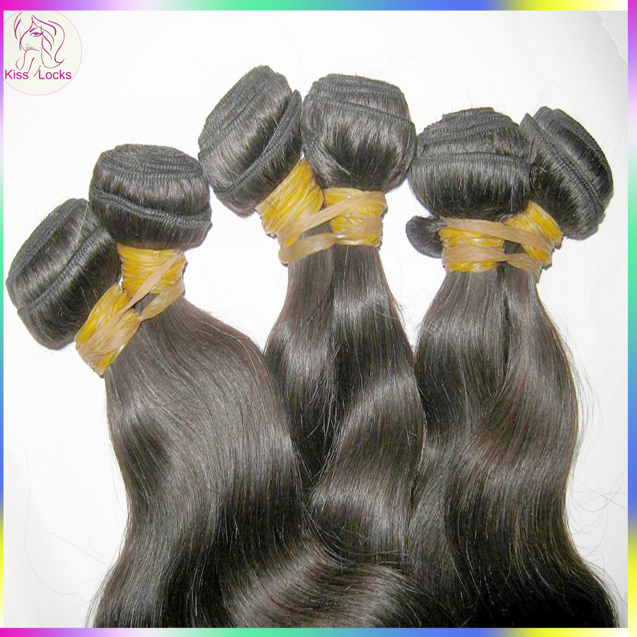 4pcs/lot Real Good Quality Unprocessed Cambodian Hairs RAW Asian Women Donors No Mixture Of Animal hairs