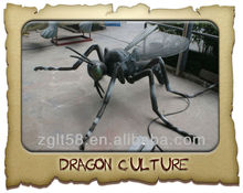 Park Decor Realistic Animatronic Animal Mosquito Model