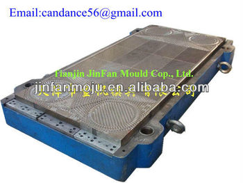 M30 HHT plate heat exchanger mould