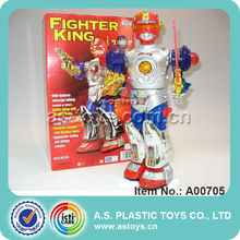 Popular battery operated robot toys