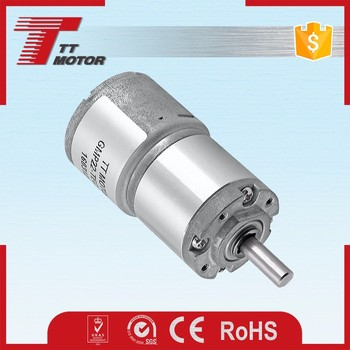 GMP22-TEC2419 24v planetary gearbox dc motor brushless