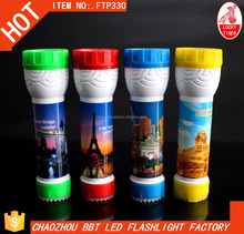 FTP010 New List Electronic Items Led Flashlight