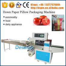 Automatic fresh tomato Vegetables / fruit Packing Machine