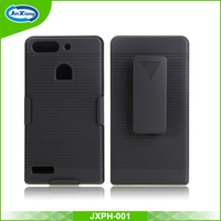 Best selling mobile accessories belt holster case for Huawei G6