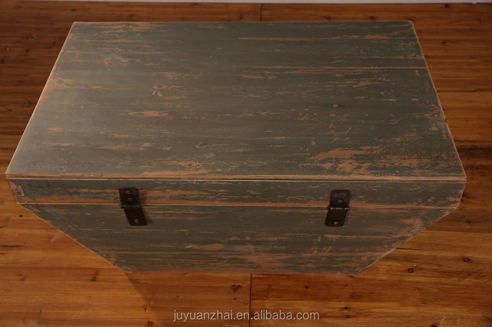 Classical antique recycled reclaimed wood coffee table for Buy reclaimed wood online