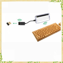 China wholesale market bamboo latest keyboard and mouse