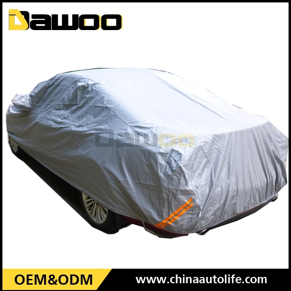 Manufacturer Resist Snow Hail Protection Folding Garage Car Cover