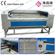 Fast speed best seller CO2 laser cutting machine for pvc pipe brand names