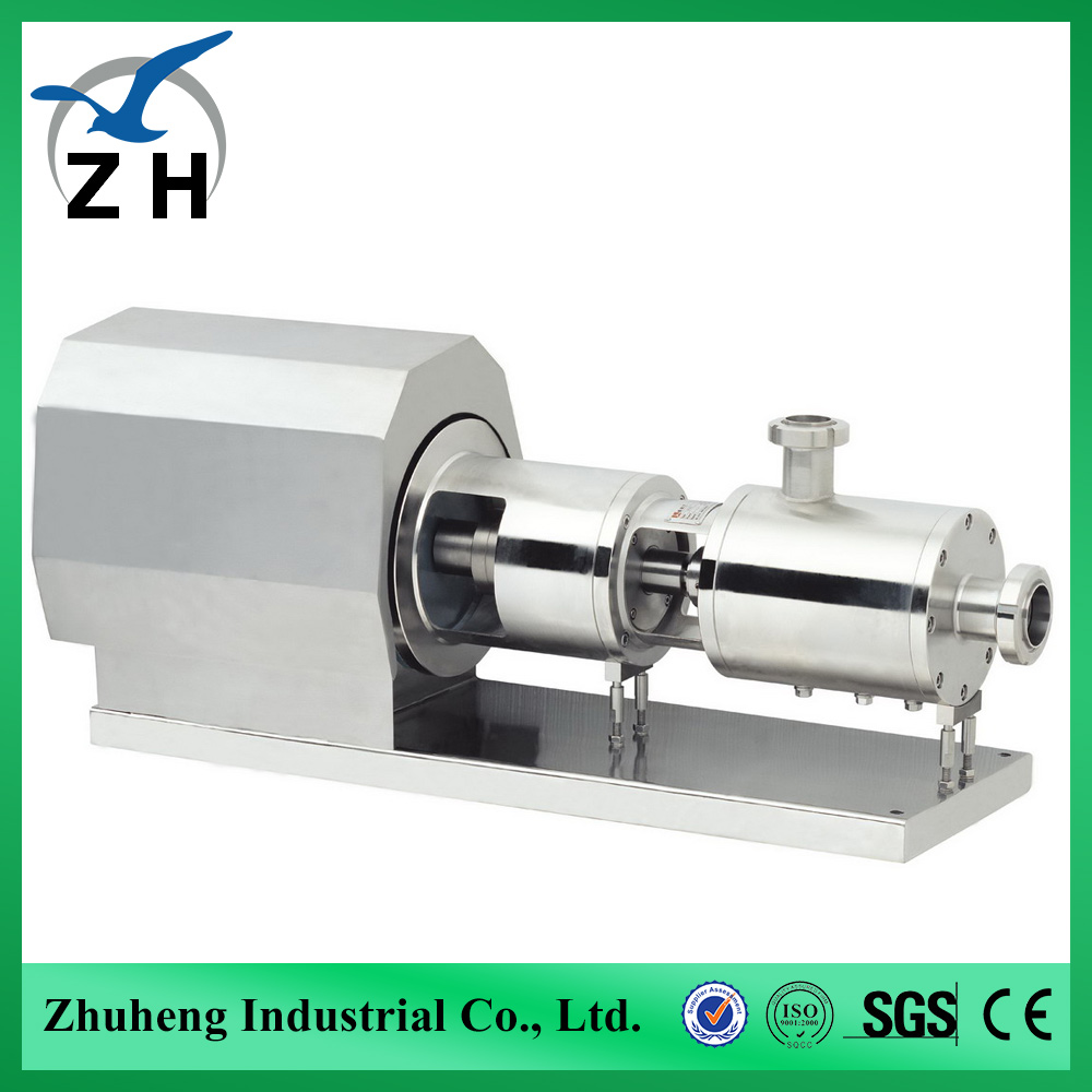 emulsification pump mixer tank blender mixer and meat grinder