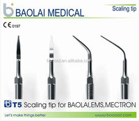 Baolai T5 dental ultrasonic scaler tip home teeth cleaning kit