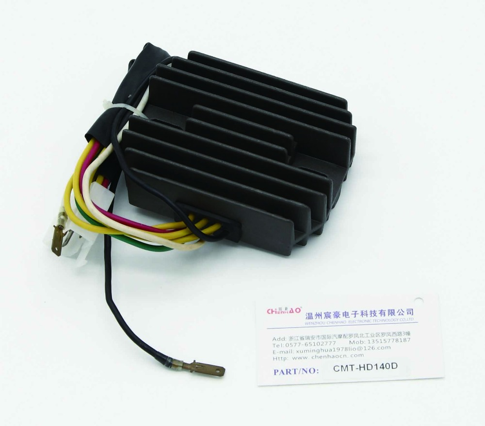 VOLTAGE REGULATOR PROCOM ESR240 REGULATOR/RECTIFIER for HONDA CB350F-750F