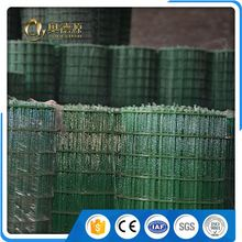 Heavy Gauge Green Galvanized Welded Wire Mesh Panel For Fence