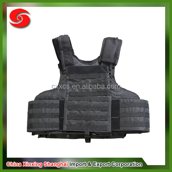 Security & Protection Quick relase system bullet proof vest/jacket body armor