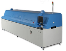 Multifunctional vacuum reflow oven for SMT production heating zone 4