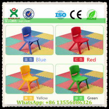 Pre School Furniture Kids Plastic Chairs For Preschool Furniture / PE Material Plastic Chairs for Nursery School