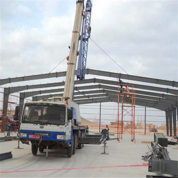 Excellent Quality Prefab Aircraft Warehouse Design Corrugated Steel Aircraft Hangar