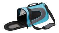 Pettom Outdoor Carrier for Pets Dog Cat Comfort Airlin Approved Travel Tote Soft-Side Bag