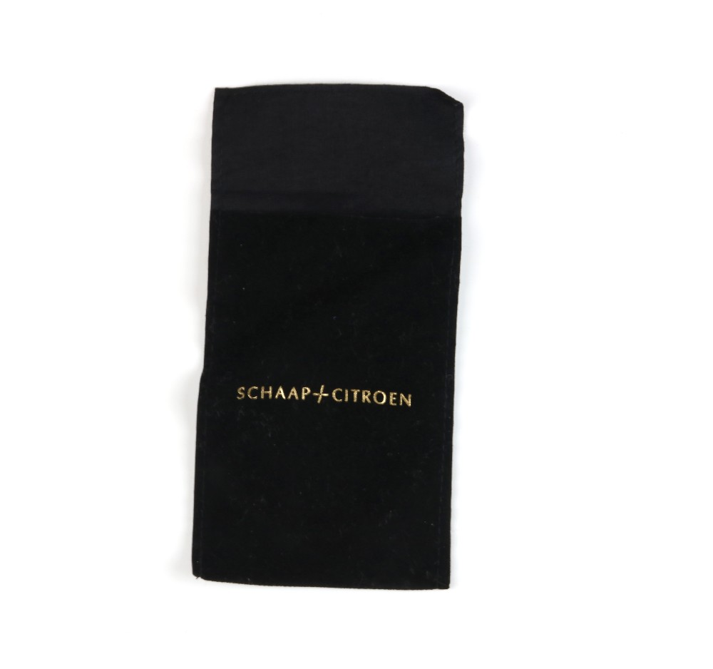 Wholesale/ Custom printed velvet pouch