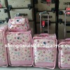 Wheel 4 Pieces Aluminum Trolley Luggage
