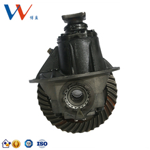 professional differential assy with axles and hubs for international truck