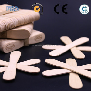 94mm scoop wooden ice cream tools