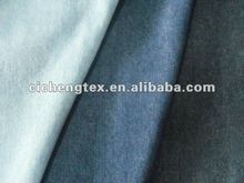 hot sales 100% cotton yarn dyed chambray/denim light weight fabric for garment premium denim fabric