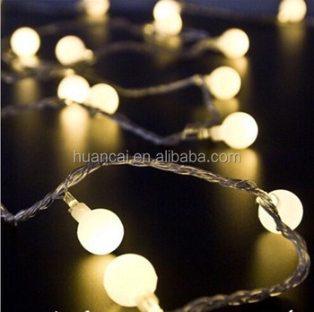 30 LED 6M Waterproof Decorative LED Outdoor String Light Christmas