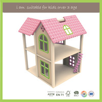 2106 New Top Selling Wooden Toys House