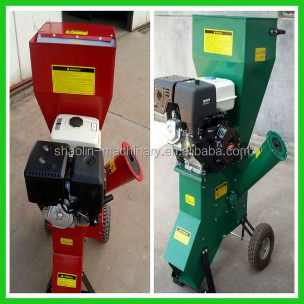 Lowest price manual garden shredder with best service