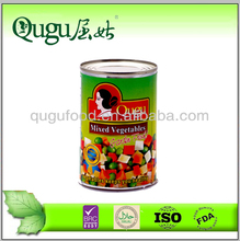 400g canned mixed vegetables in brine with best price