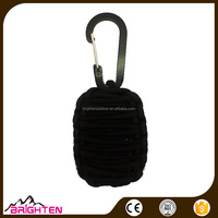 wholesale camping gear paracord grenade survival kit