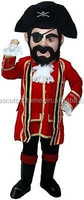 Cosplay cartoon mascot costume doll clothing Pirate light clothing