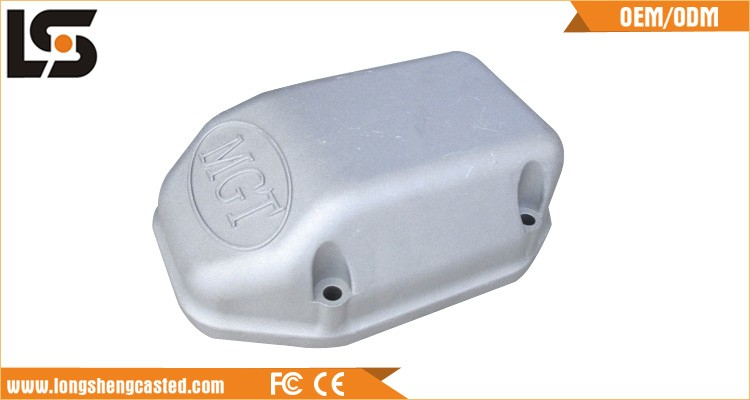 factory supply auto accessories Aluminum die-cast parts