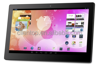 Quad core 16inch 1.8Ghz wide screen tablet pc android 5.1 oparation system