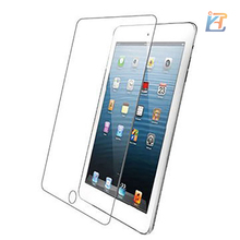 High definition lovely clear tempered glass 9h tempered-glass screen protectors for ipad air