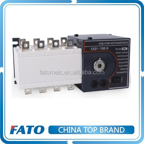 CFOQ1 automatic transfer switch ats 1000a/3 phase automatic transfer switch