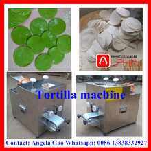 tortilla chip making machine /pita bread line for sale/ roti rolling machine