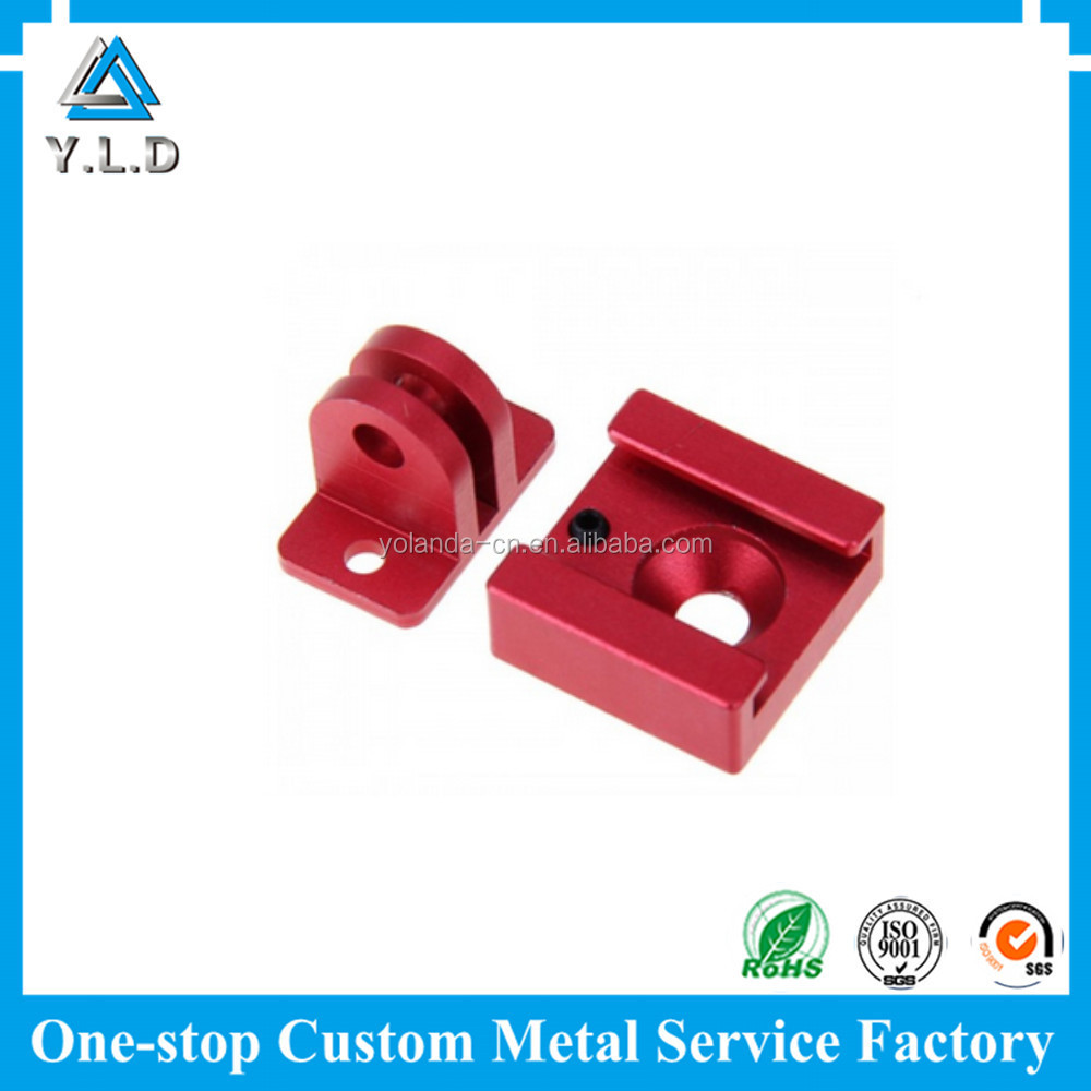 Professional Design And Custom Anodizing Aluminum CNC Lathe Parts For Motorcyles