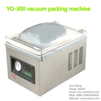 Packing dry date table top vacuum packing machine YO-300